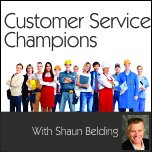 Advise from Customer service experts