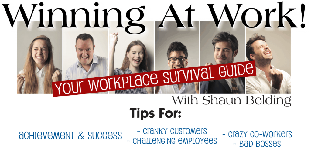 Winning at Work Newsletter